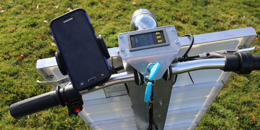 Solar Scooter